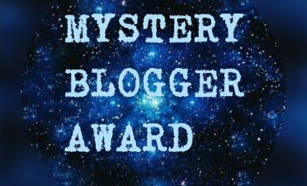 Mystery Blogger Award